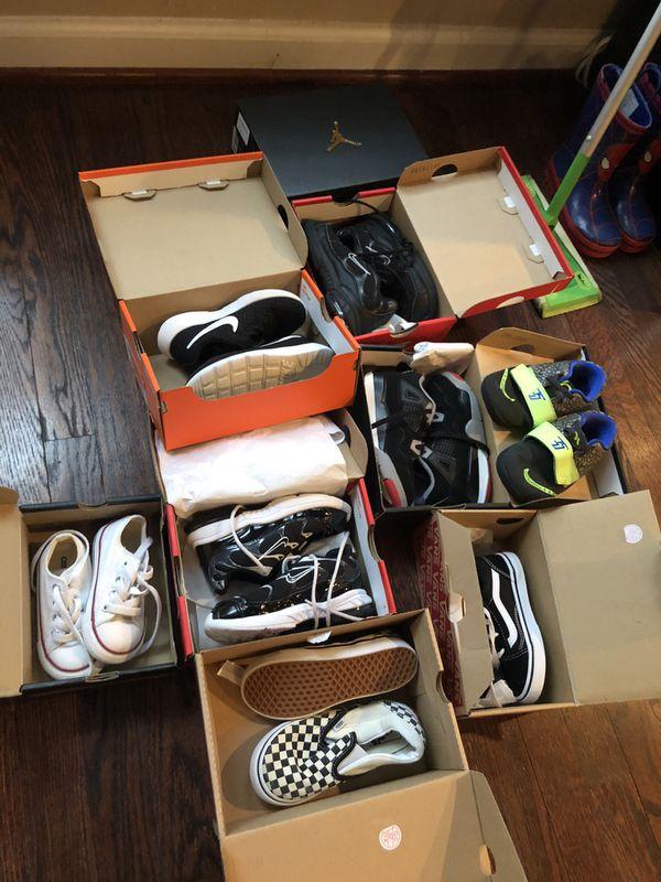10c kid shoes