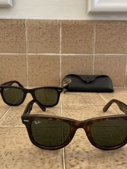 Ray Bans . RB Script On Both Lense for Sale in Fresno,  CA
