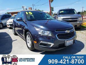 2015 Chevrolet Cruze for Sale in Bloomington, CA