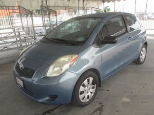 2008 Toyota Yaris for Sale in Gardena, CA