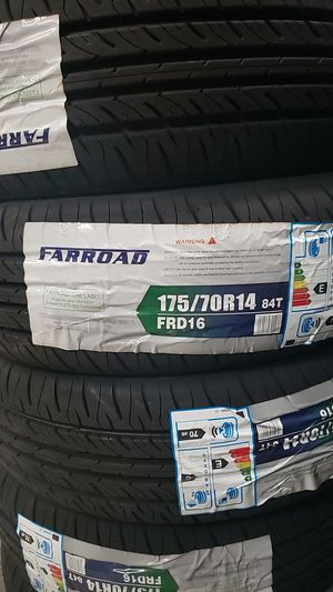 Farroad 175/70r14 for Sale in Baldwin Park, CA