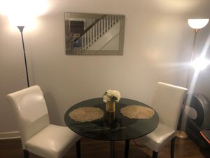 Table w/ chairs and mirror for Sale in North Ridgeville, OH