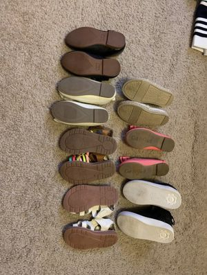 Girls shoes - size 7 for Sale in Sunrise, FL