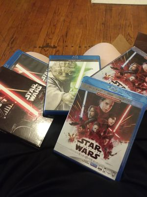 Star wars set one new 2 like new for Sale in Knoxville, TN