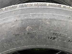 255/70/22.5 Sumitomo tires for Sale in Boiling Springs, SC