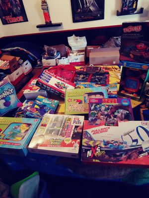 Games puzzles kids learning for Sale in Fontana, CA