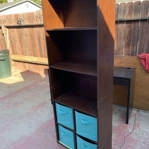IKEA Mickie Desk + Bookshelf Combo for Sale in Long Beach, CA