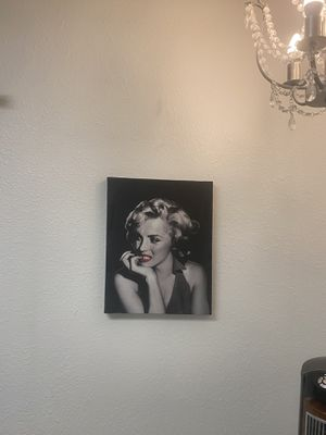 Small Marilyn Canva for Sale in Orlando, FL