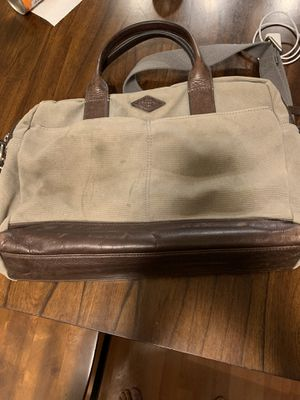 Fossil messenger bag for Sale in Chicago, IL