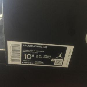 Jordan Retro 11s Jubilee for Sale in Evanston, IL
