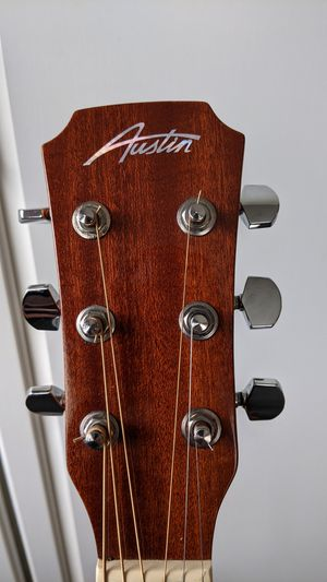 Travel size 3/4 scale acoustic guitar for Sale in Ypsilanti, MI