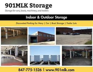 901MLK Storage- indoor car, boat, RV parking spaces for Sale in North Chicago, IL