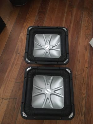 2400 watts 10 inches kicker L5 for Sale in Boston, MA