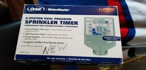 Orbit sprinkler timer for Sale in Gilbert, AZ