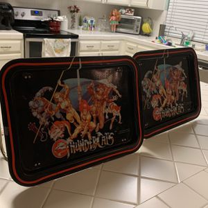 Vintage Thundercats Metal Lunch Tray Rare! for Sale in Fresno, CA