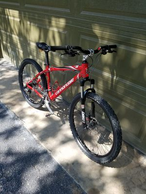 Cannondale F5 Mountain Bike Hardtail PRICE REDUCTION for Sale in San Antonio, TX