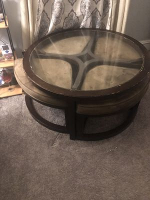 Free coffee table. Please read description for Sale in Brooklyn, OH
