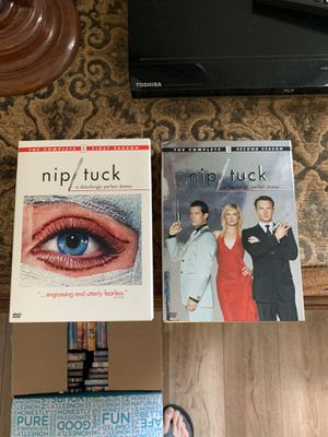 Nip Tuck DVDs for Sale in Bluffton, SC