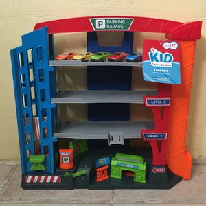 Kid Connection Garage Play Set for Sale in Winter Haven, FL