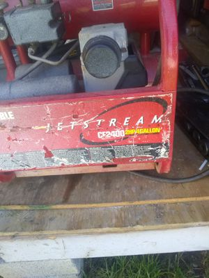 Air compressor 2 horsepower for Sale in Baltimore, MD