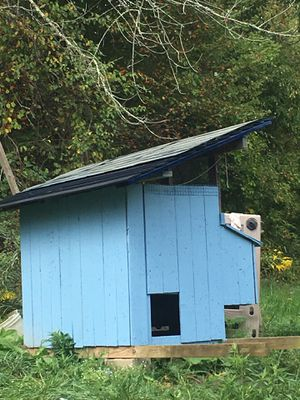 Chicken coop with wheels for Sale in Copper Hill, VA