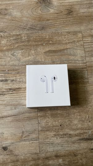 Airpods!! Price is negotiable!! for Sale in Jacksonville, FL