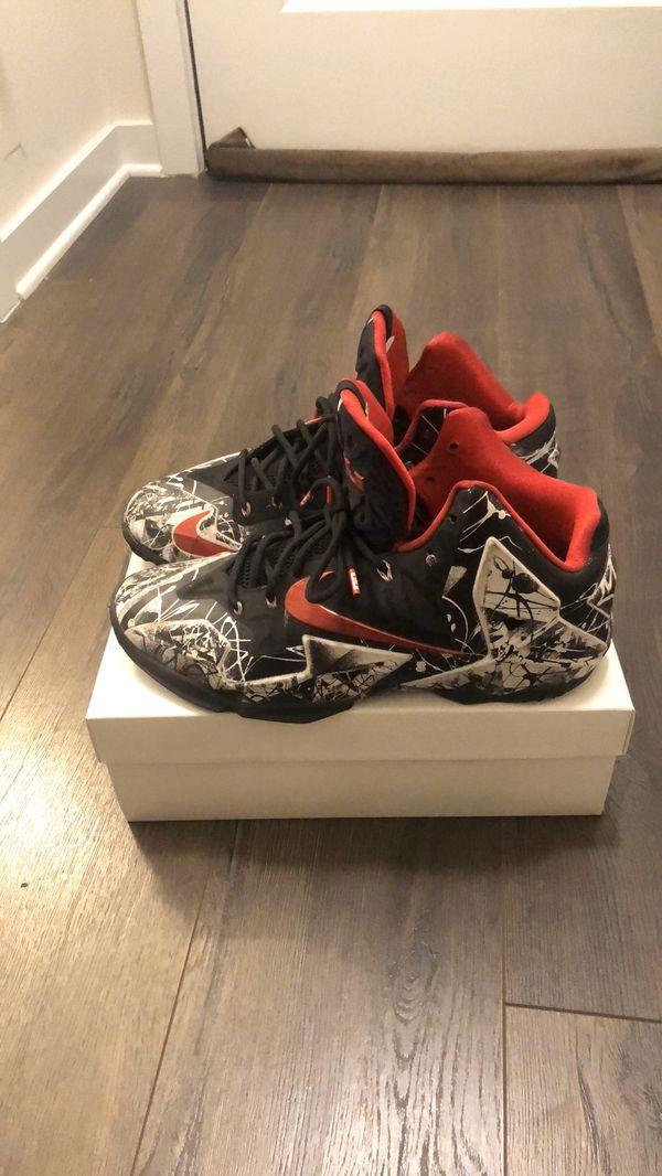 Nike Lebron 11's