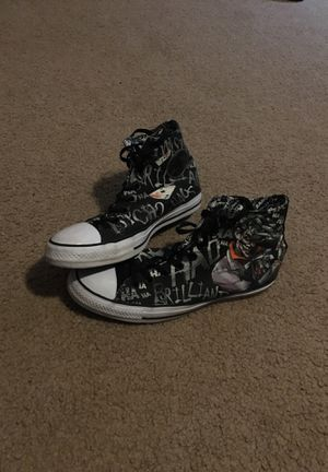 Lightly worn Joker Converse All-Stars for Sale in Webb City, MO