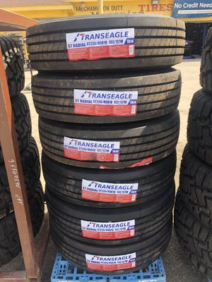 St235/85/16 (14ply) all steel for Sale in Arlington, TX