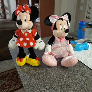 Mini Mouse With Stand for Sale in Rancho Cucamonga, CA