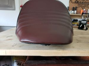 Indian Scout Bobber Motorcycle Seat for Sale in Sanford, FL