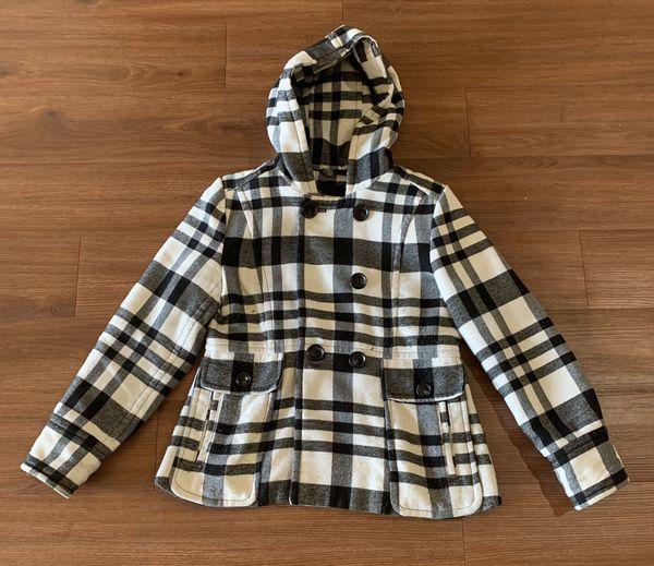 Womens Winter Jacket With Hoodie