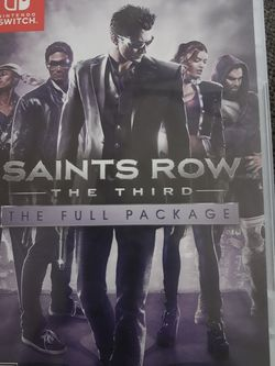 Saints Row for Sale in Fresno,  CA