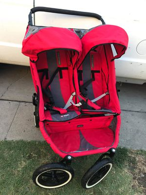 PHILD AND TEDS DOUBLE STROLLER for Sale in Torrance, CA