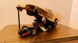 CSK Auto 1:24 scale Model Drag Car for Sale, used for sale  Glendale, AZ