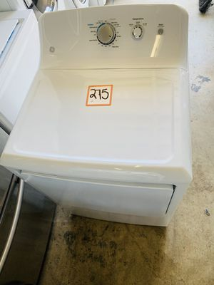 GE Dryer In Excellent Condition With 4 Month's Warranty! for Sale in Pompano Beach, FL