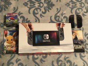 Nintendo Switch for Sale in Dearborn, MI