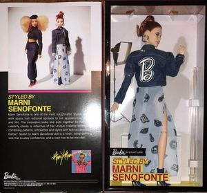 New in Box Barbie Styled by Marni Senofonte Doll for Sale in Nashville, TN
