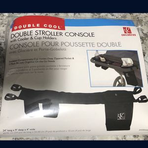 J.L Double Cool Double Stroller Console for Sale in Las Vegas, NV