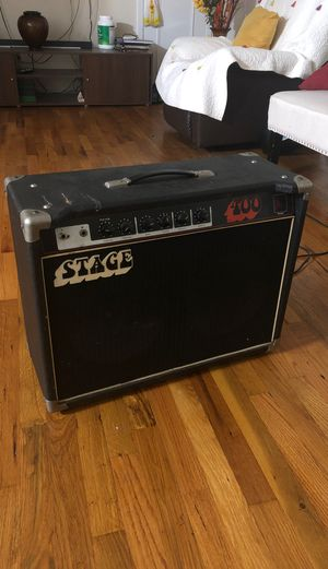 Univox 1970s Stage 400 Guitar Amplifier for Sale in Franklin Square, NY