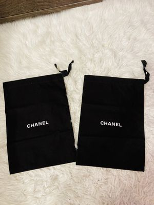 Chanel dust bags for Sale in Queens, NY