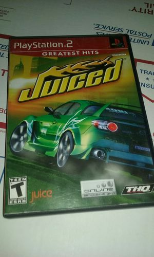 Juiced for ps2 for Sale in Queens, NY