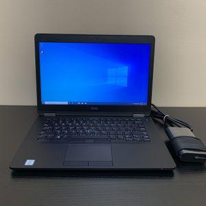 Dell Latitude E7470 Laptop - Windows 10 Pro Intel Core i7 500GB SSD 16GB Ram for Sale in Falls Church, VA