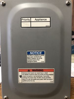 Low voltage module for generator for Sale in Yardley, PA