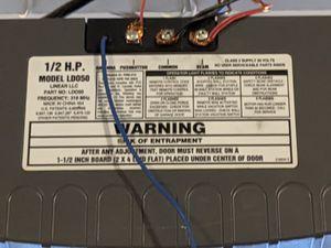 Linear LD050 garage door opener set for Sale in Atlanta, GA