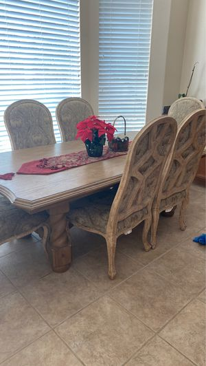 Huge Dining Room Table for Sale in Las Vegas, NV