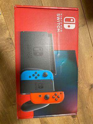 New Nintendo Switch v2 for Sale in Newcastle, WA
