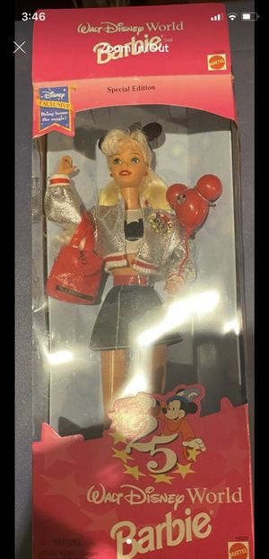 Disney World Barbie for Sale in Baltimore, MD