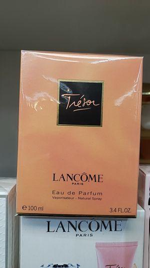 Lancôme Trésor Eau De Parfum, 3.4 oz For Her Perfume/Cologne/Fragrance for Sale in Irving, TX