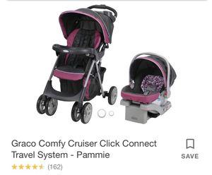 Graco Girl's Travel System for Sale in Cheektowaga, NY
